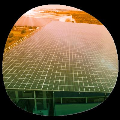 Cubierta Solar para tu empresa