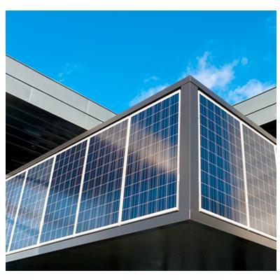 RSE cubierta solar