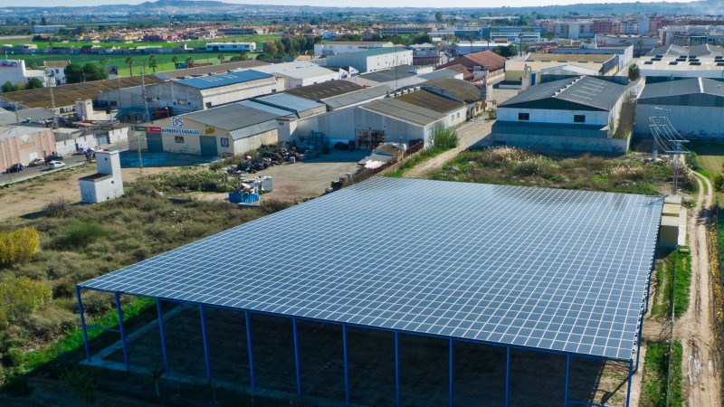cubierta solar almoradí