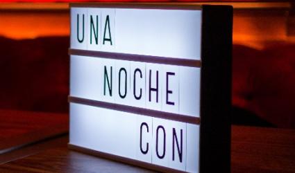 Una noche con...Luis Navarro