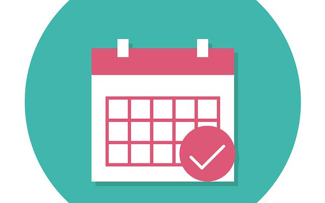 Calendario Eventos Cubierta Solar