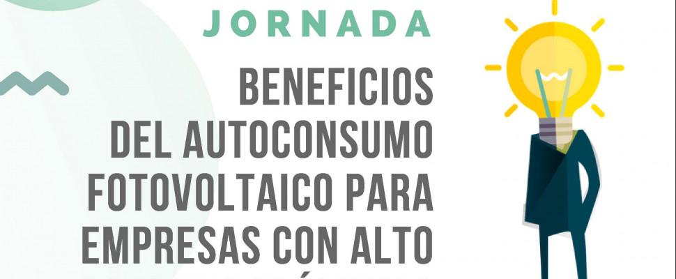 IVACE PROGRAMA JORNADA AUTOCONSUMO IBI Portada