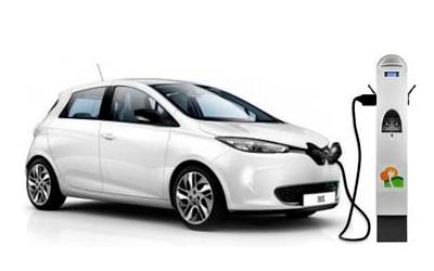 coche-cargador-electrico