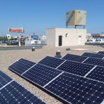 Instalación fotovoltaica para autoconsumo Vega Baja