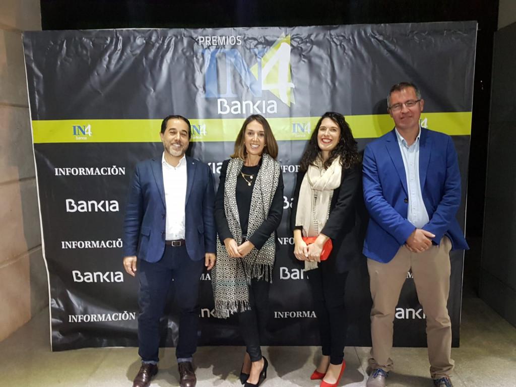 Finalistas Premios In4Bankia