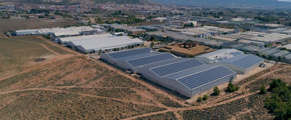 Instalación fotovoltaica TexAthenea en Villena