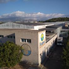 Instalación fotovoltaica en Benipan