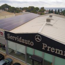 Instalación Mercedes Servidauto