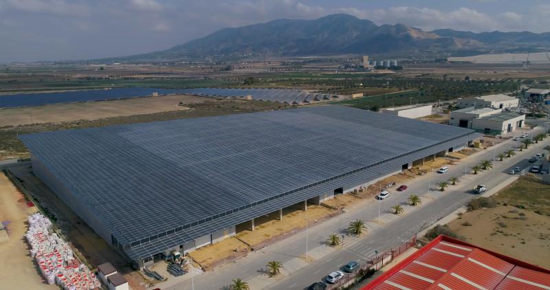 Cubierta Solar PPA