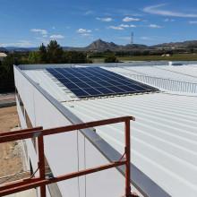 Instalación Fotovoltaica en José Vidal