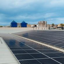 Instalacion fotovoltaica Gourmet Valencia