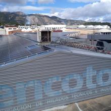 Instalación Fotovoltaica Encotor