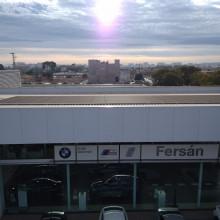 Instalación Fotovoltaica BMW Fersan