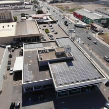 Instalación solar en BMW Alicante