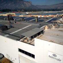Instalación Fotovoltaica Antecuir
