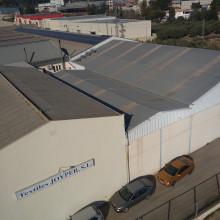 Instalación Fotovoltaica Textiles Joyper 2
