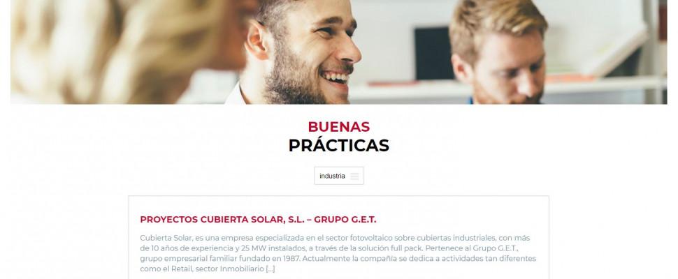 Buenas prácticas de Cubierta Solar