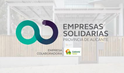 Cubierta Solar Empresas Solidarias Provincia de Alicante