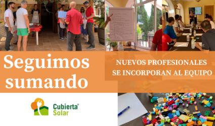 Equipo Cubierta Solar